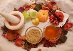 Φυσικές συνταγές ομορφιάς