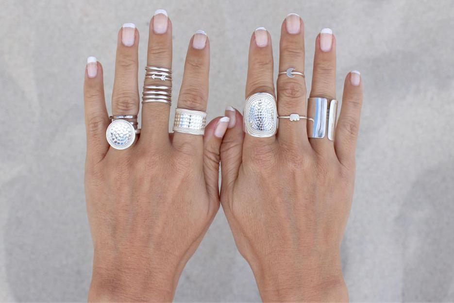 χειροποιητα δαχτυλιδια