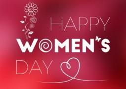 Στις 8 Μαρτίου για την Παγκόσμια Ημέρα της Γυναίκας, Γιορτάζουμε!