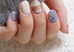 Νεα ταση στα νύχια: Sweater Nails