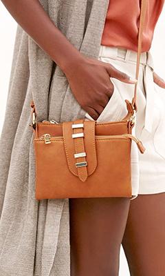 Mini Τσάντα χιαστή