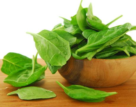 Πράσινες τροφές