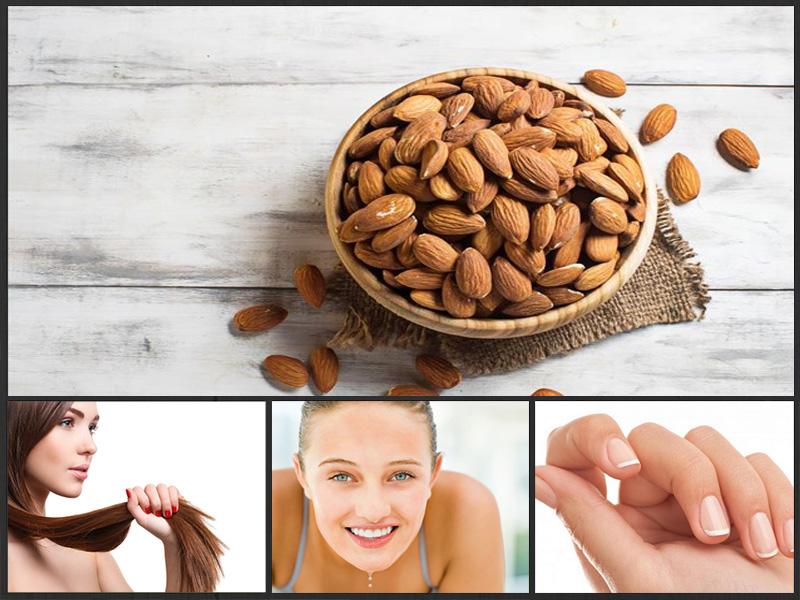 ποιες τροφές κάνουν καλό στα μαλλιά, το δέρμα και τα νύχια