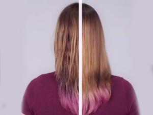 Μασκα μαλλιων για μαλλιά που λαδόνουν