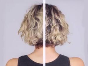 Μασκα μαλλιων για μαλλιά με μπούκλες
