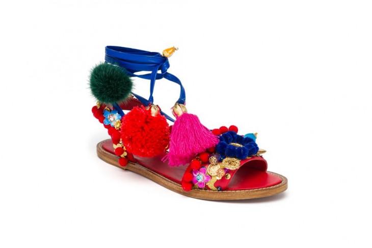 slave sandals Dolce & Gabbana
