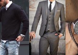 3 κανόνες στο Ανδρικό Ντύσιμο