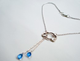 cloud necklace 2