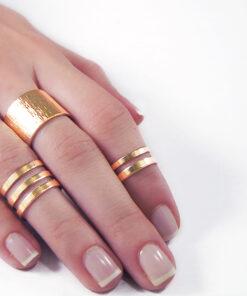 δαχτυλιδια μοντερνα