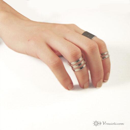 δαχτυλιδι που προσαρμοζεται