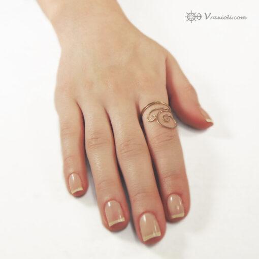 δαχτυλιδι hipster