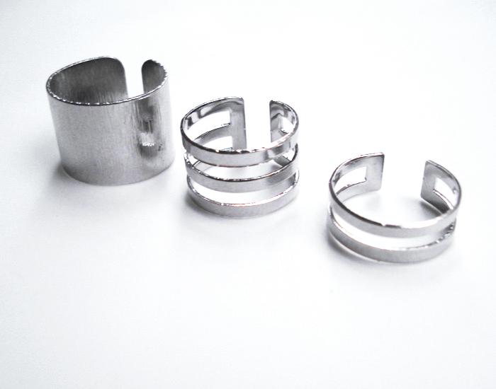Τριπλό δαχτυλίδι ασημένιο – vraxioli.com 6a1501f7165