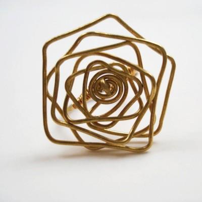 δαχτυλίδι με σύρμα