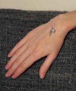 βραχιόλι δαχτυλίδι