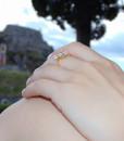 δαχτυλιδι με ζαφειρι