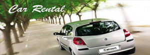 Smart car rental Corfu