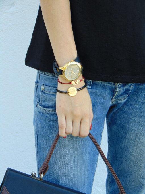 love bracelets outfits denim