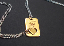 Necklace Gift Love