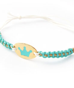 Bracelet Crown Princess