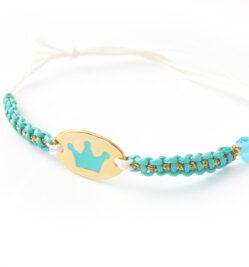 Bracelet Crown Princess