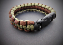 men's bracelet with cords
