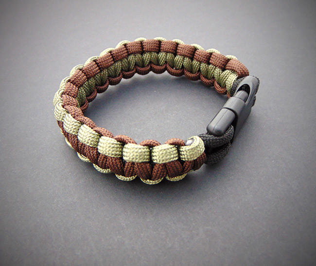 bracelet with cord