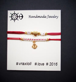 March bracelets for spring
