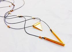geometrical jewelery