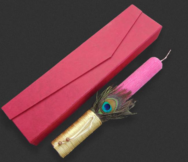 λαμπαδες χειροποιητες πασχαλινες ροζ