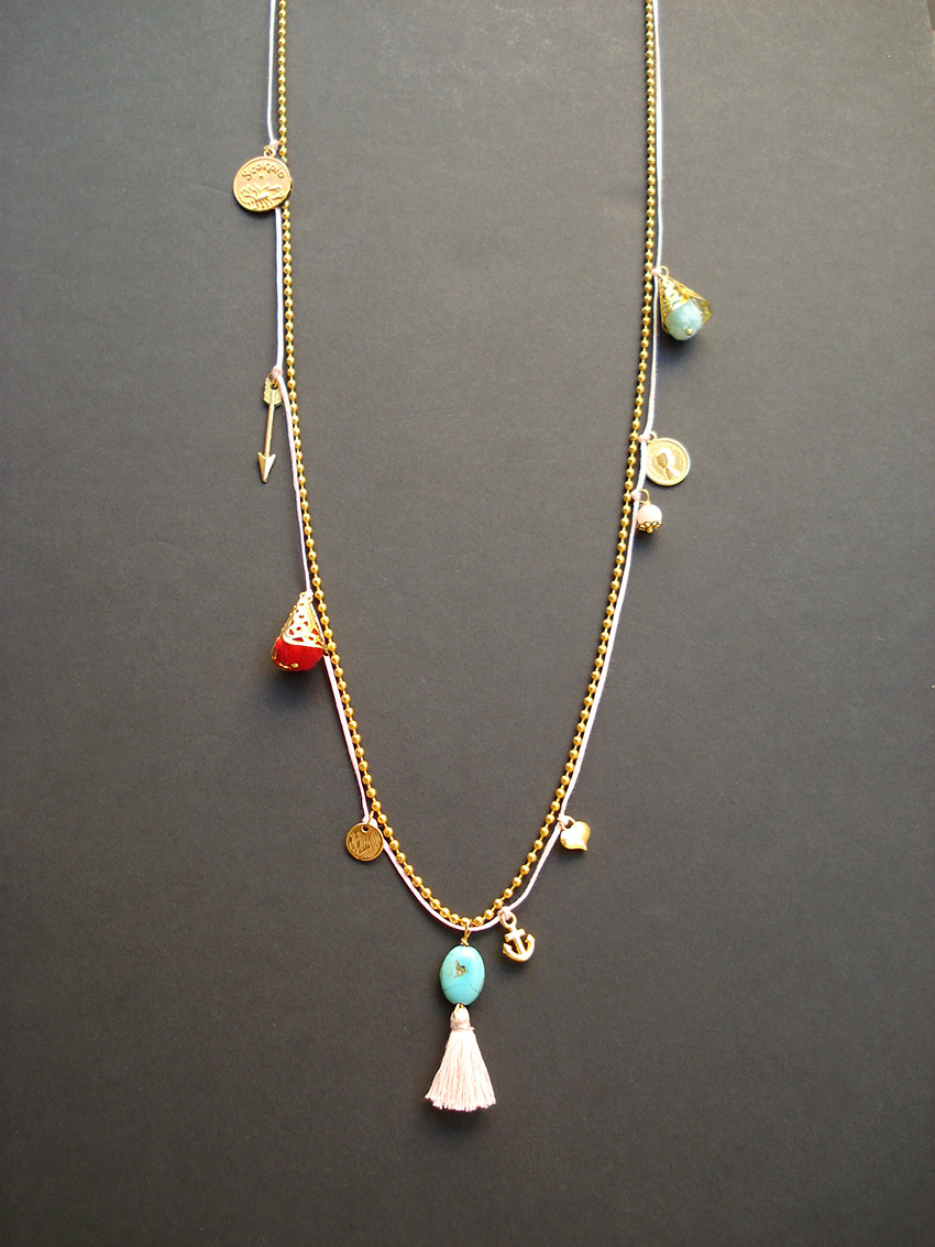 SUMMER necklaces with star sign
