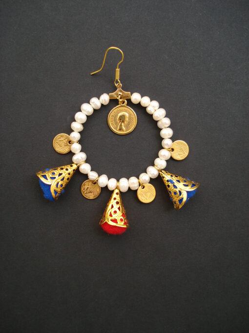 colorful earrings 2017