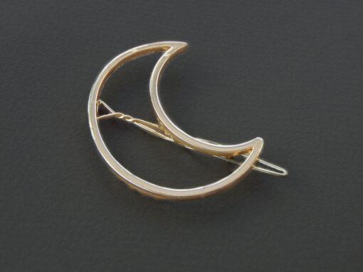 Κόσμημα μαλλιών Φεγγάρι
