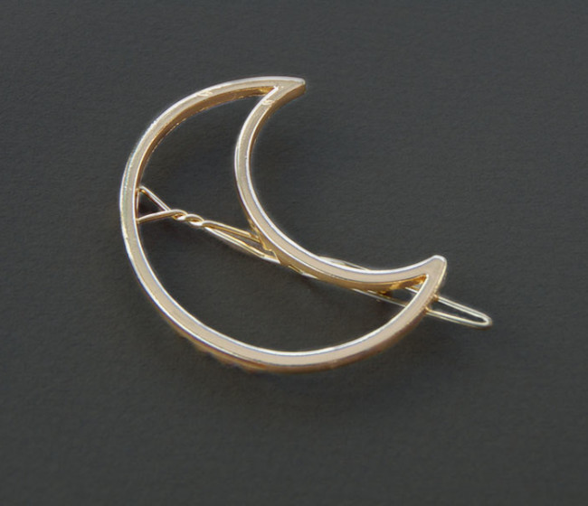 Hair Jewelry Moon