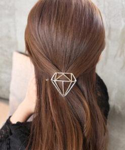 Τσιμπιδάκι μαλλιών διαμάντι