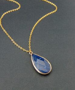 semi-precious stone Lapis lazuli