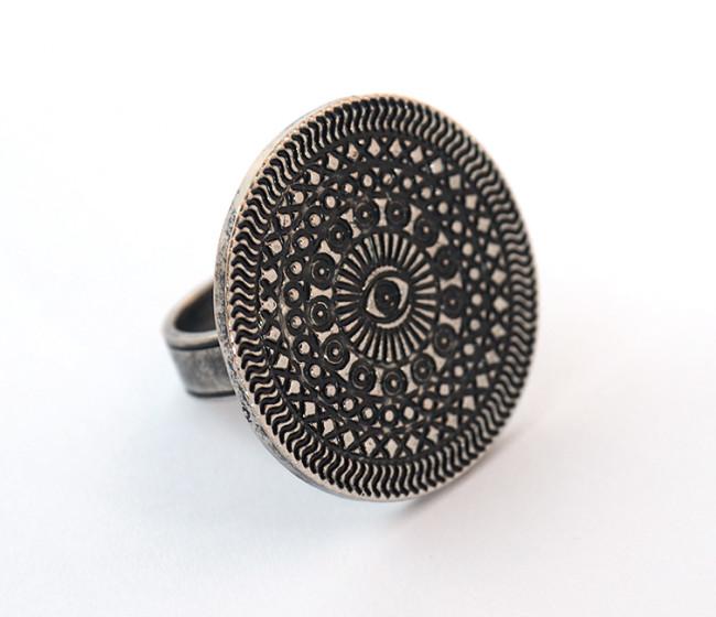 μποχο δαχτυλίδι