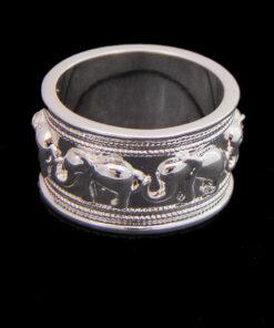 δαχτυλίδι ελέφαντας