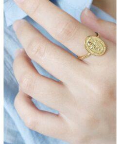δαχτυλιδι παναγια μαρια