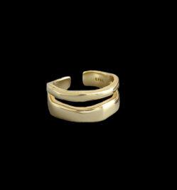 μοντερνα δαχτυλιδια χρυσα