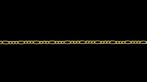 Αλυσίδα ποδιού figaro